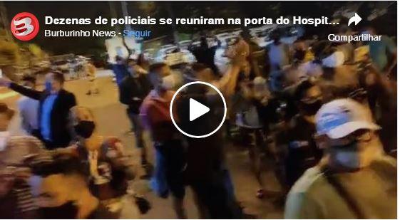 Drama no Farol da Barra: morte de policial mostra realidade tensa da segurança pública na pandemia 27