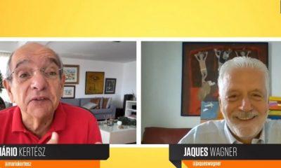 """""""Meu nome tá colocado"""", diz Wagner sobre campanha ao governo da Bahia 19"""