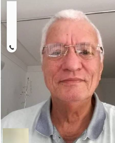 Caribé tem alta hospitalar; dona Sueli continua sob cuidados médicos 23