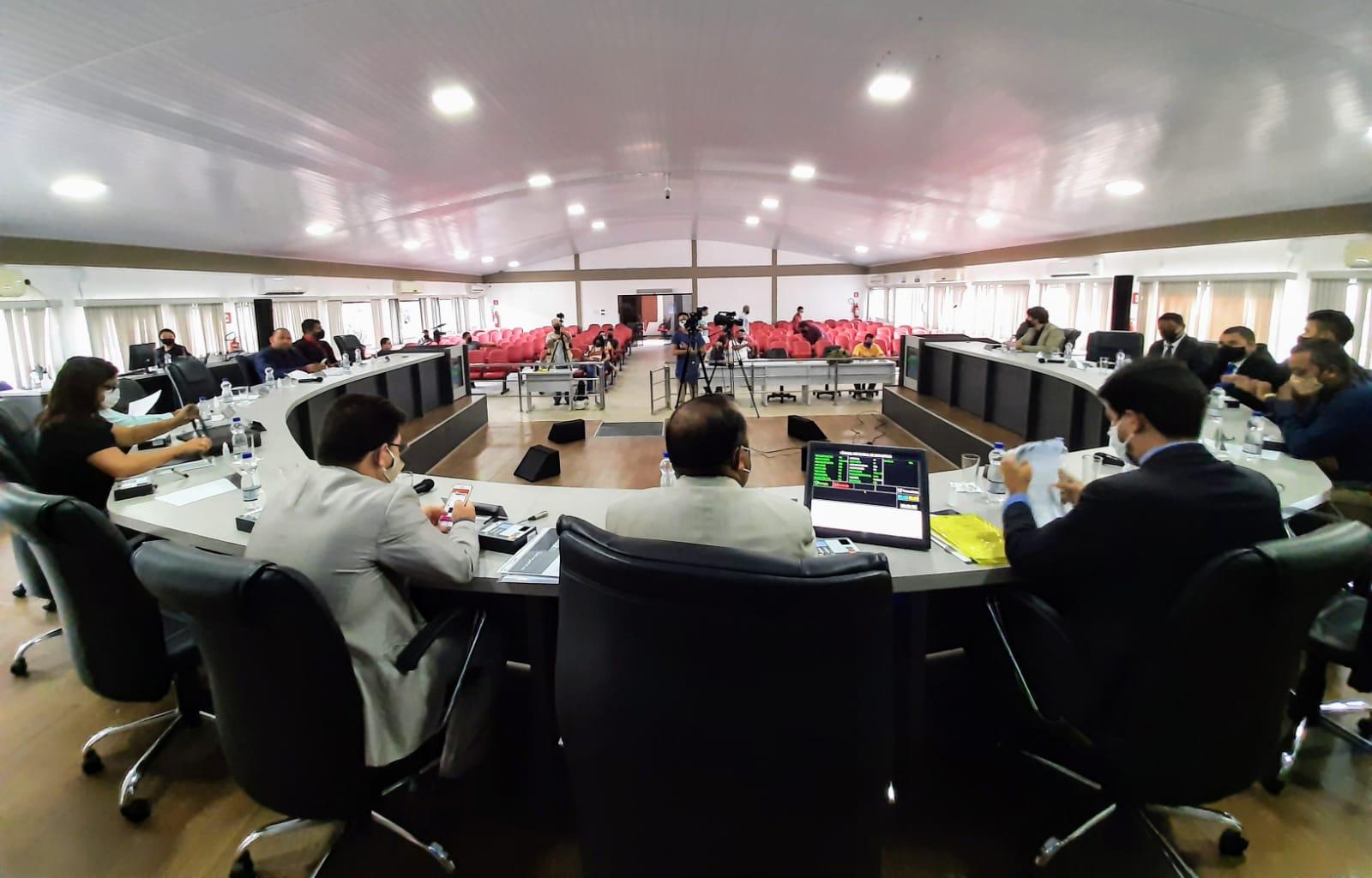 Câmara de Vereadores autoriza a participação de Eunápolis no Consórcio da Policlínica 18