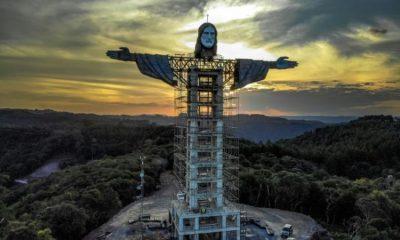 Brasil terá um novo Cristo gigante, mais alto que o do Rio 22