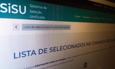 MEC prorroga prazo de inscrição para o Sisu 16