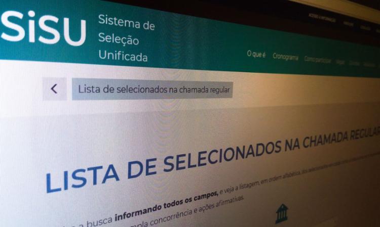 MEC prorroga prazo de inscrição para o Sisu 23