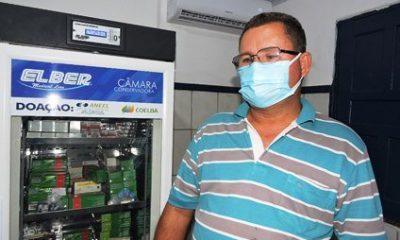 Prefeitura de Itapebi começou a vacinar pessoas com comorbidades nesta sexta-feira 16