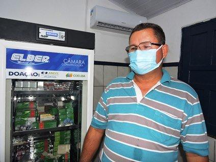 Prefeitura de Itapebi começou a vacinar pessoas com comorbidades nesta sexta-feira 18
