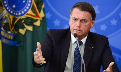 Bolsonaro reclama de alta no gás natural e diz que pode mudar política de preços da Petrobras 41