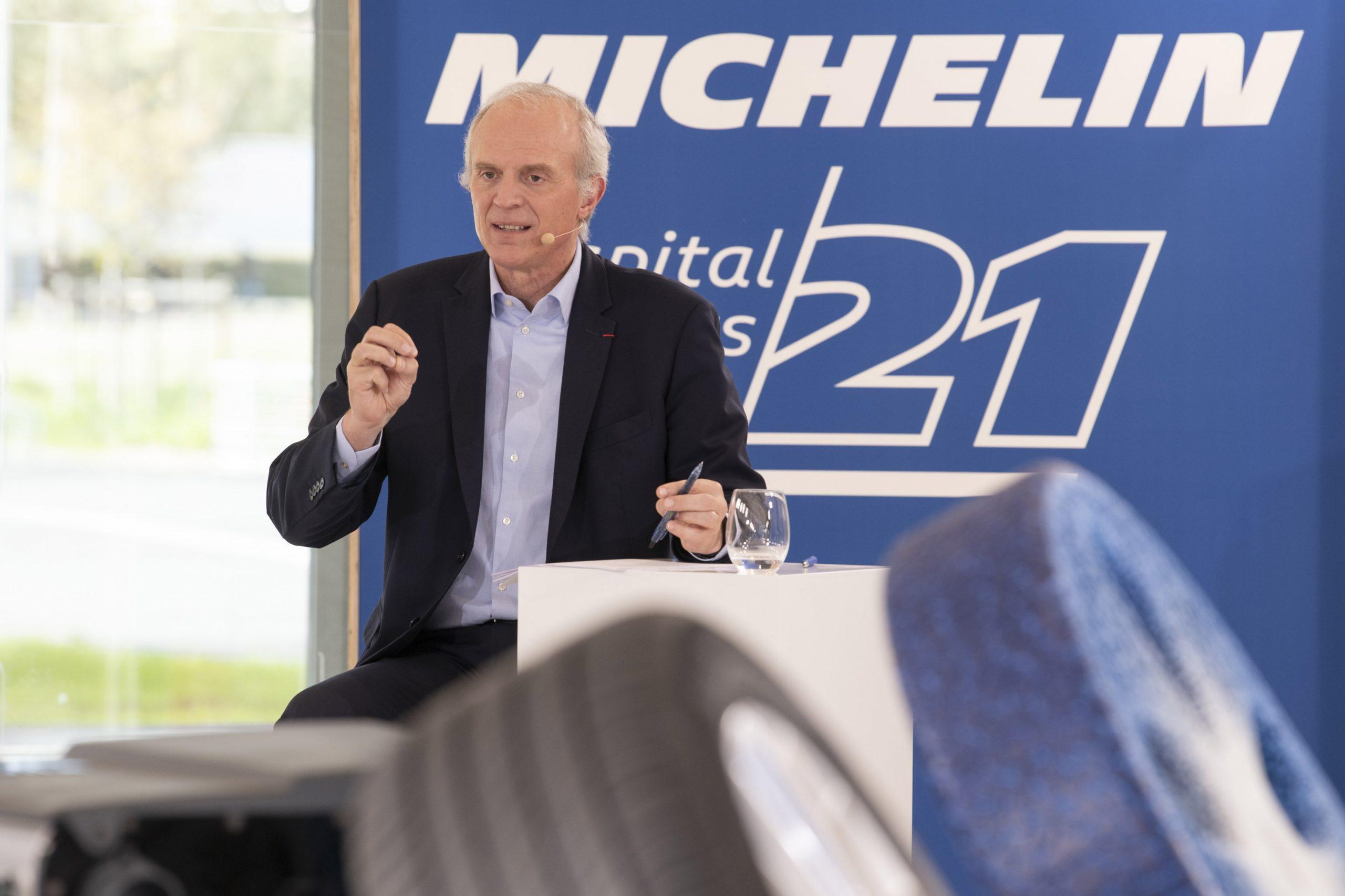 """Michelin apresenta sua estratégia """"Tudo Sustentável"""" para 2030: Michelin em Movimento 23"""