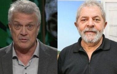 Bial causa polêmica ao dizer que só aceitaria entrevistar Lula com detector de mentira 21
