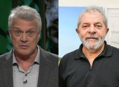 Bial causa polêmica ao dizer que só aceitaria entrevistar Lula com detector de mentira 18