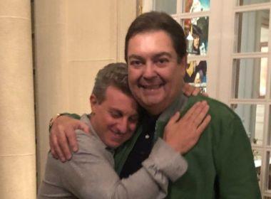 'Desistiu das eleições': Luciano Huck renova com a Globo e ocupará vaga de Faustão 18