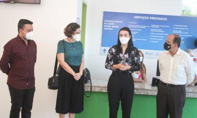 Unidade Básica de Saúde do bairro Centauro é requalificada e entregue à população de Eunápolis 20