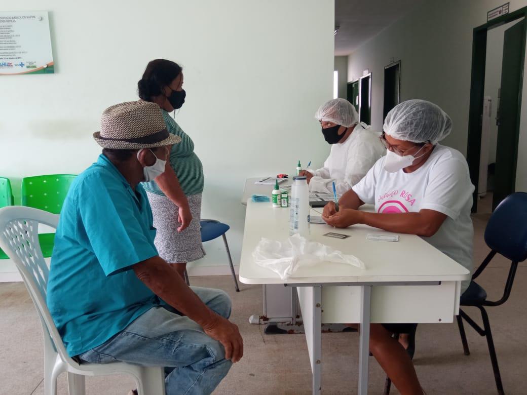 Idosos acima de 68 anos: nova faixa etária começa a ser vacinada amanhã, em Eunápolis 25