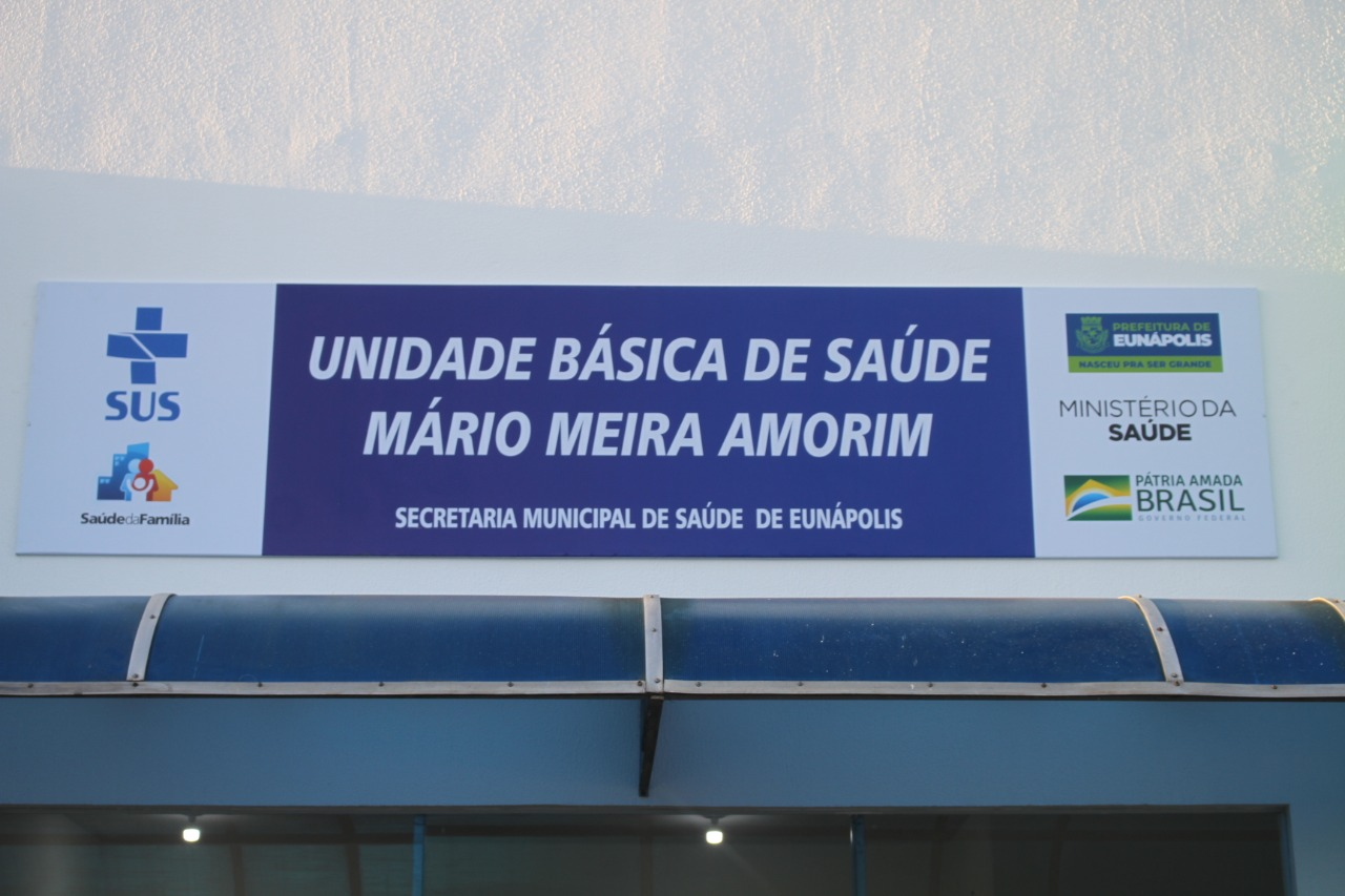 Unidade Básica de Saúde do bairro Centauro é requalificada e entregue à população de Eunápolis 24