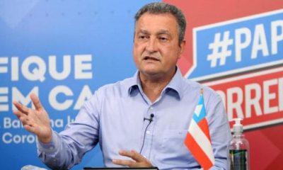 Governo prorroga toque de recolher e proibição de shows e festas em toda a Bahia 32