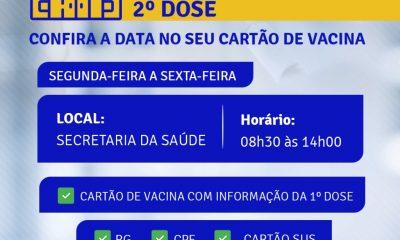 NÃO DÊ BOBEIRA: VACINAR É PRECISO! Vacinar: esta é a palavra de ordem em Porto Seguro! 16