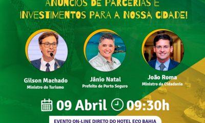 Governo Federal e Prefeitura de Porto Seguro, juntos e aliançados para o bem 26