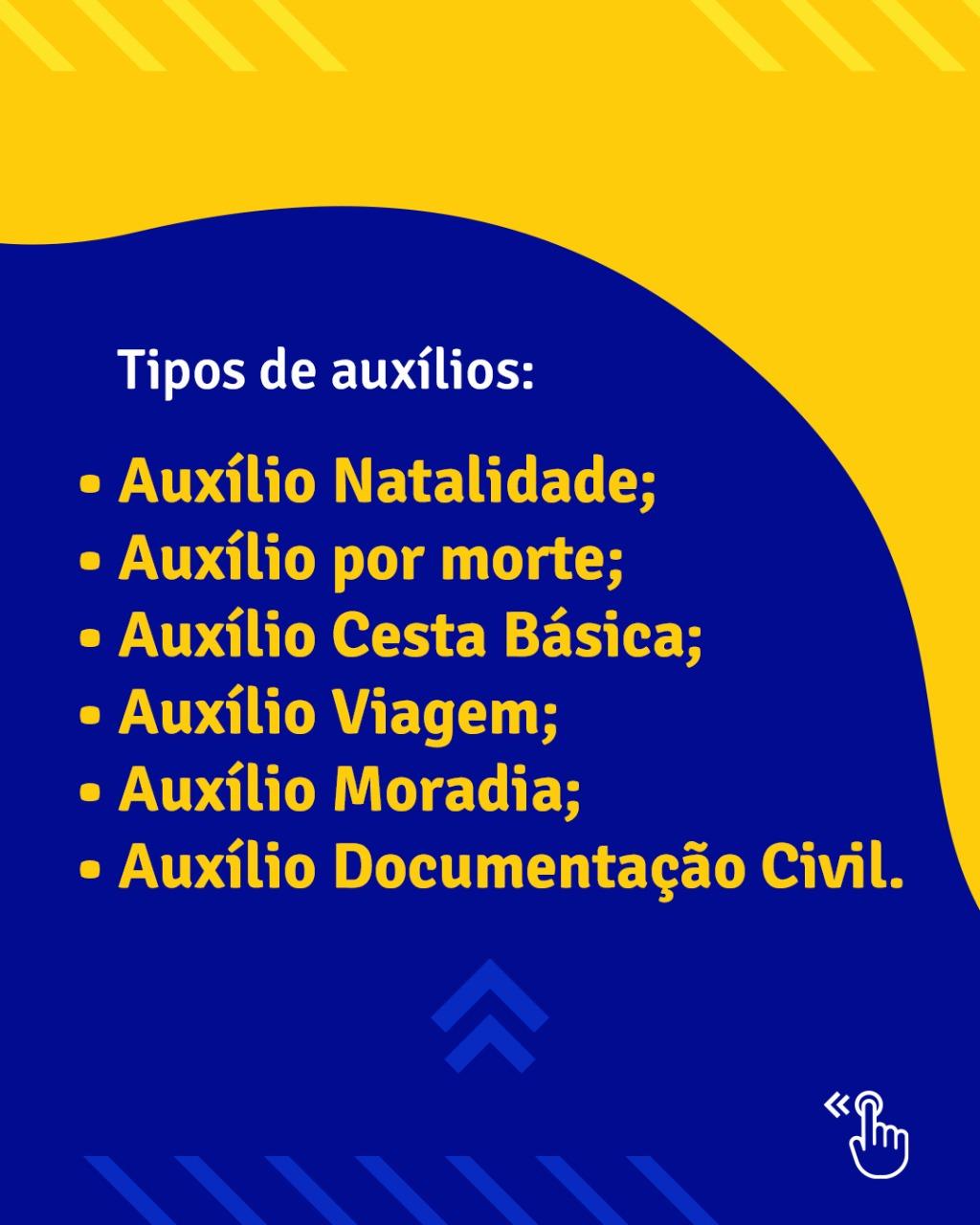 Benefícios Eventuais no município de Porto Seguro 33