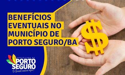 Benefícios Eventuais no município de Porto Seguro 34