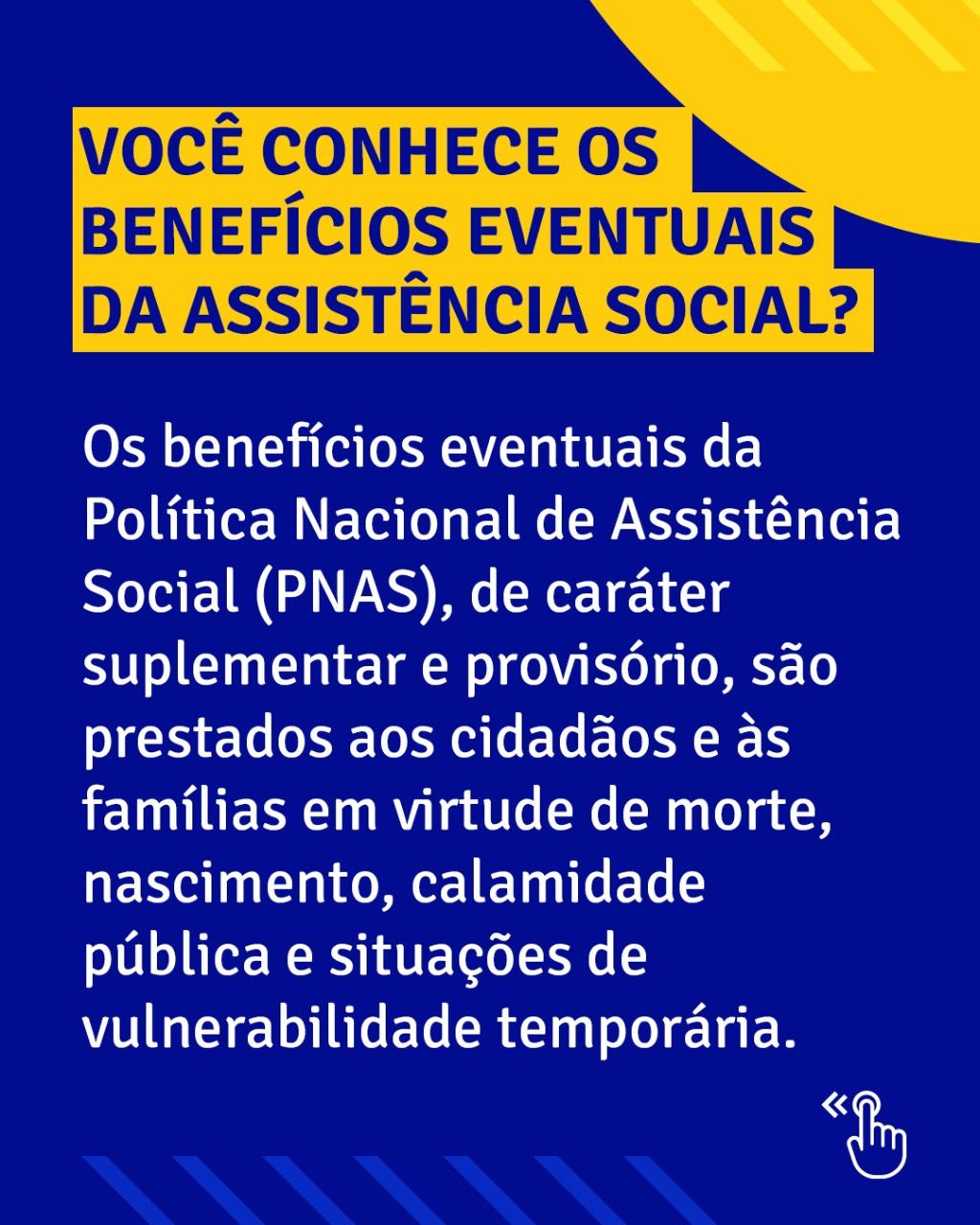 Benefícios Eventuais no município de Porto Seguro 32
