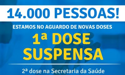 Porto Seguro aguarda novas doses para dar sequência à vacinação contra a Covid-19 36