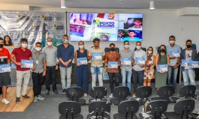 Porto Seguro: Novos conselheiros da Juventude tomam posse 35