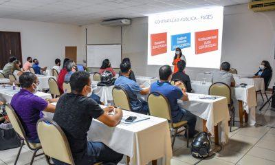Porto Seguro: Servidores são capacitados para Gestão de Compras Públicas 89