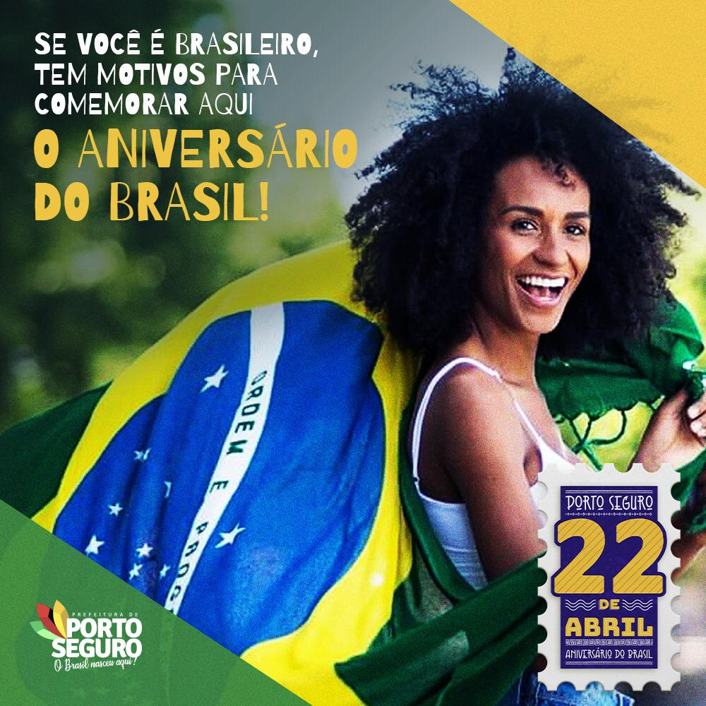 """Prefeitura de Porto Seguro lança o projeto """"22 de Abril – Aniversário do Brasil"""" 27"""