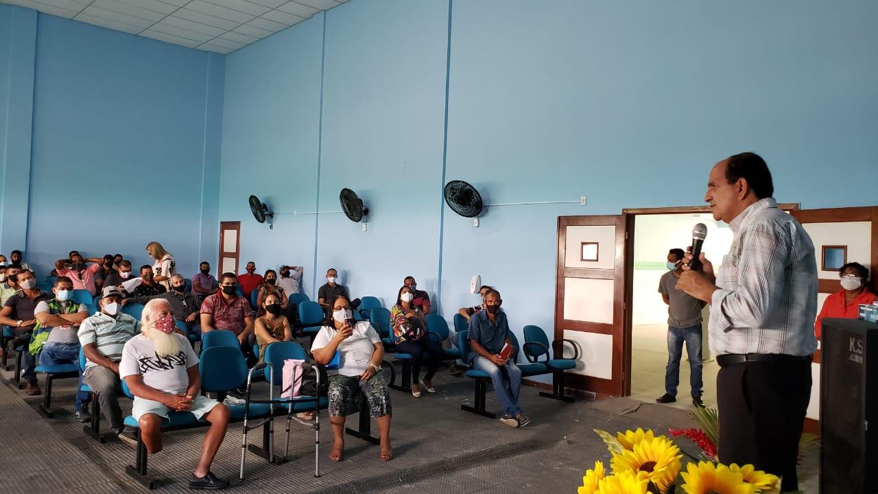 Bairros e Distritos de Eunápolis terão voz na gestão municipal 23