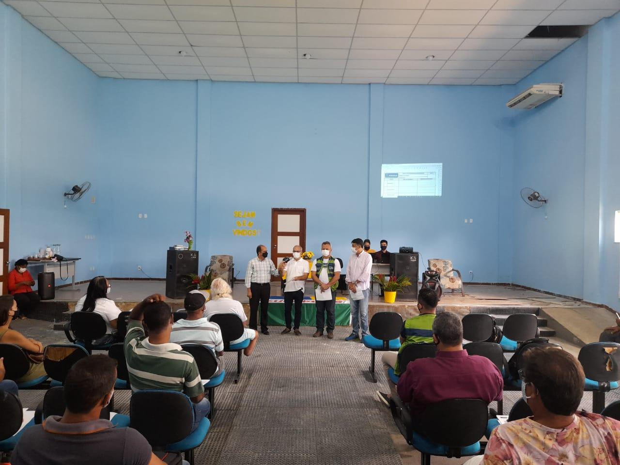 Bairros e Distritos de Eunápolis terão voz na gestão municipal 22