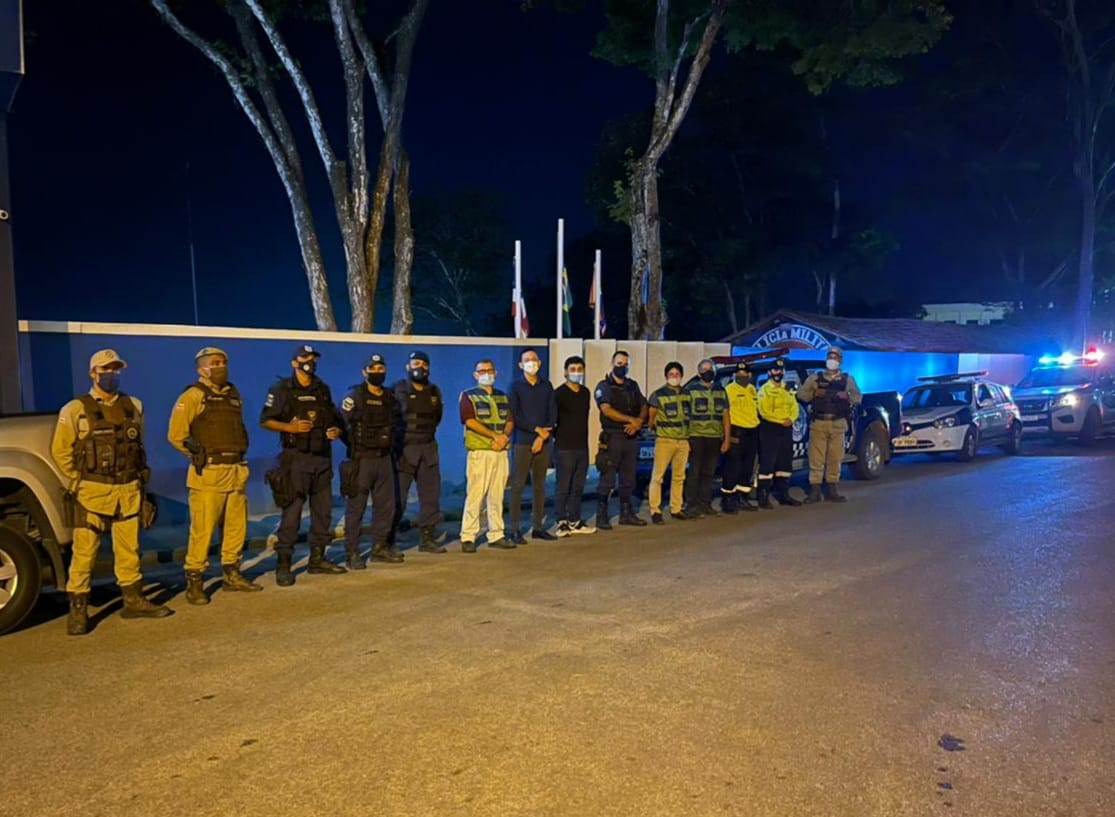 Prefeitura de Eunápolis intensifica ações de combate à Covid-19 22