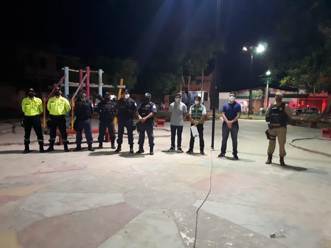 Prefeitura de Eunápolis intensifica ações de combate à Covid-19 23