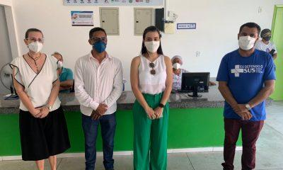 Prefeitura entrega requalificação da UBS Raimundo Fernandes de Almeida, no bairro Pequi 40