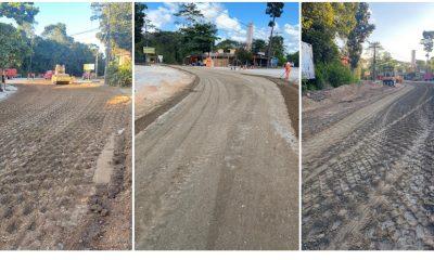 Prefeito Jânio Natal agradece repavimentação da estrada entre Arraial d´Ajuda e Trevo BA-001 49