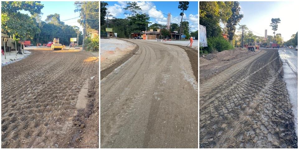 Prefeito Jânio Natal agradece repavimentação da estrada entre Arraial d´Ajuda e Trevo BA-001 18