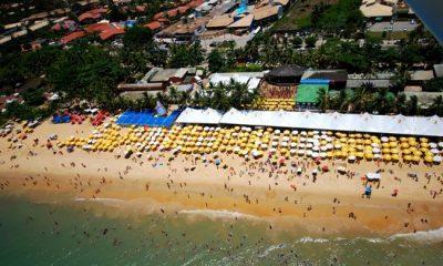 Grupo Axé Moi suspende atividades em Porto Seguro por conta da Covid 16