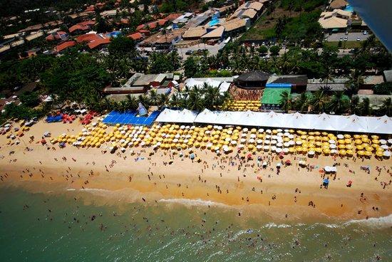 Grupo Axé Moi suspende atividades em Porto Seguro por conta da Covid 25