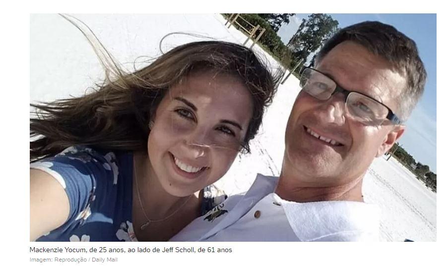 Mulher se casa e tem filho com ex-sogro 36 anos mais velho 18