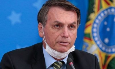 'O Brasil precisa voltar a trabalhar', afirma Bolsonaro 47