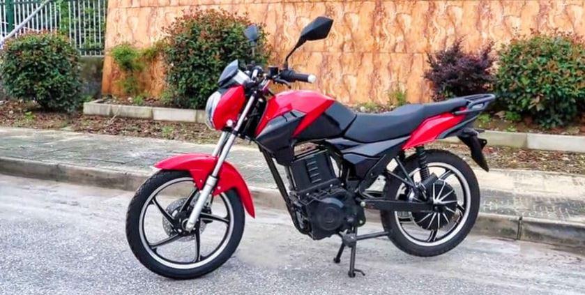 Cópia da Honda? Alibaba vende pela internet a possível moto elétrica mais barata do mundo; ela chega a 80 km por hora e custa menos de mil dólares 22