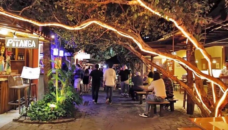 Rua do Mucugê, em Arraial D'ajuda é a 5ª Rua mais bonita do Brasil, de acordo ranking da Casa Vogue 20