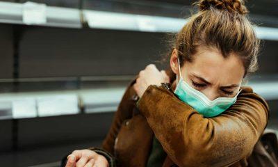 Gripe ou coronavírus? Quatro sinais de que está com 'tosse de Covid' 40