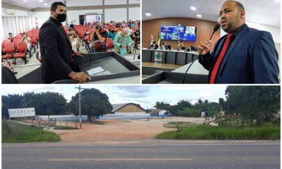 Vereadores pedem rotatória de acesso ao povoado Roça do Povo, em Eunápolis 16