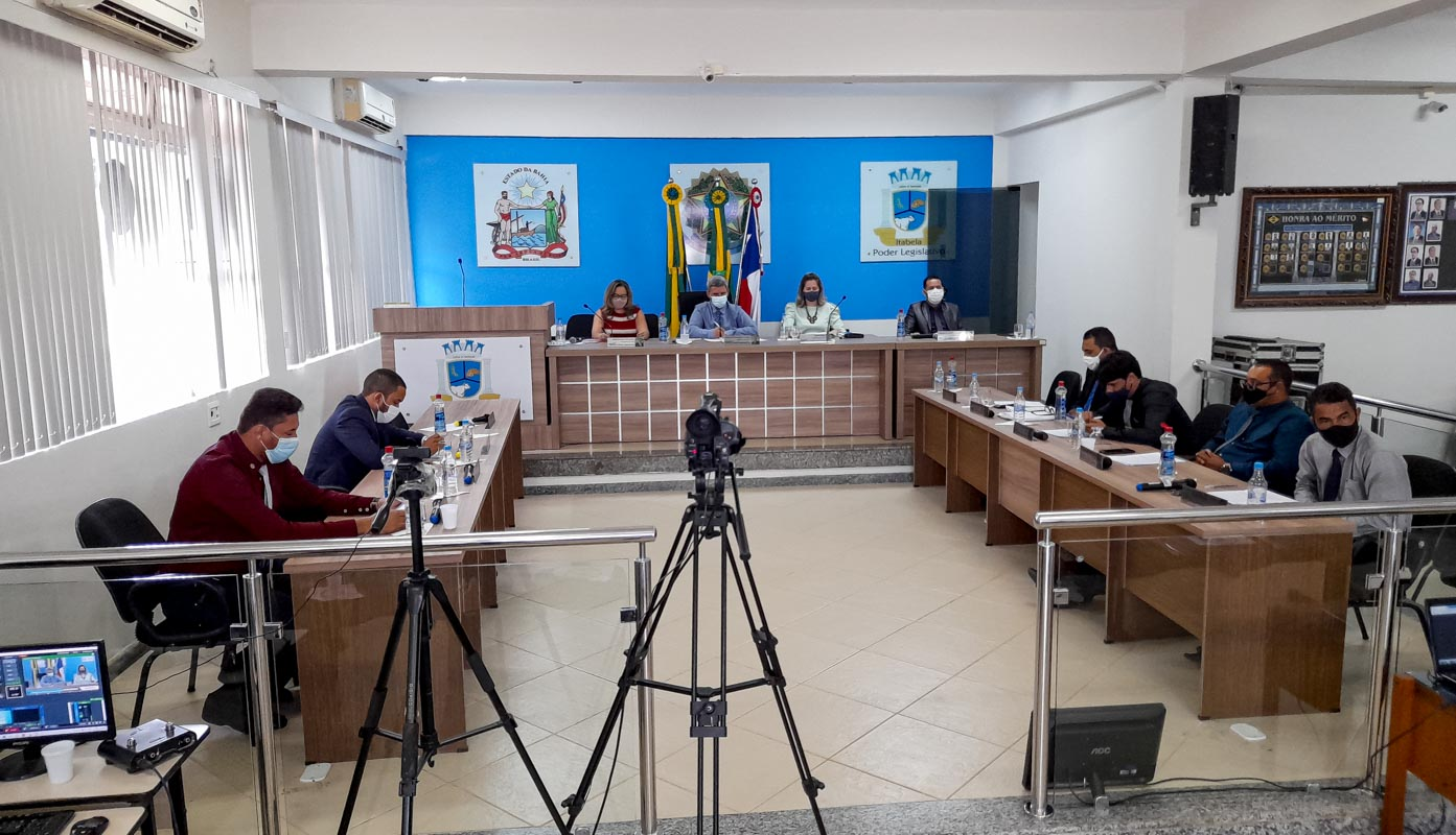 Câmara de Vereadores de Itabela aprova Projeto de Lei para tornar essenciais as atividades religiosas 22