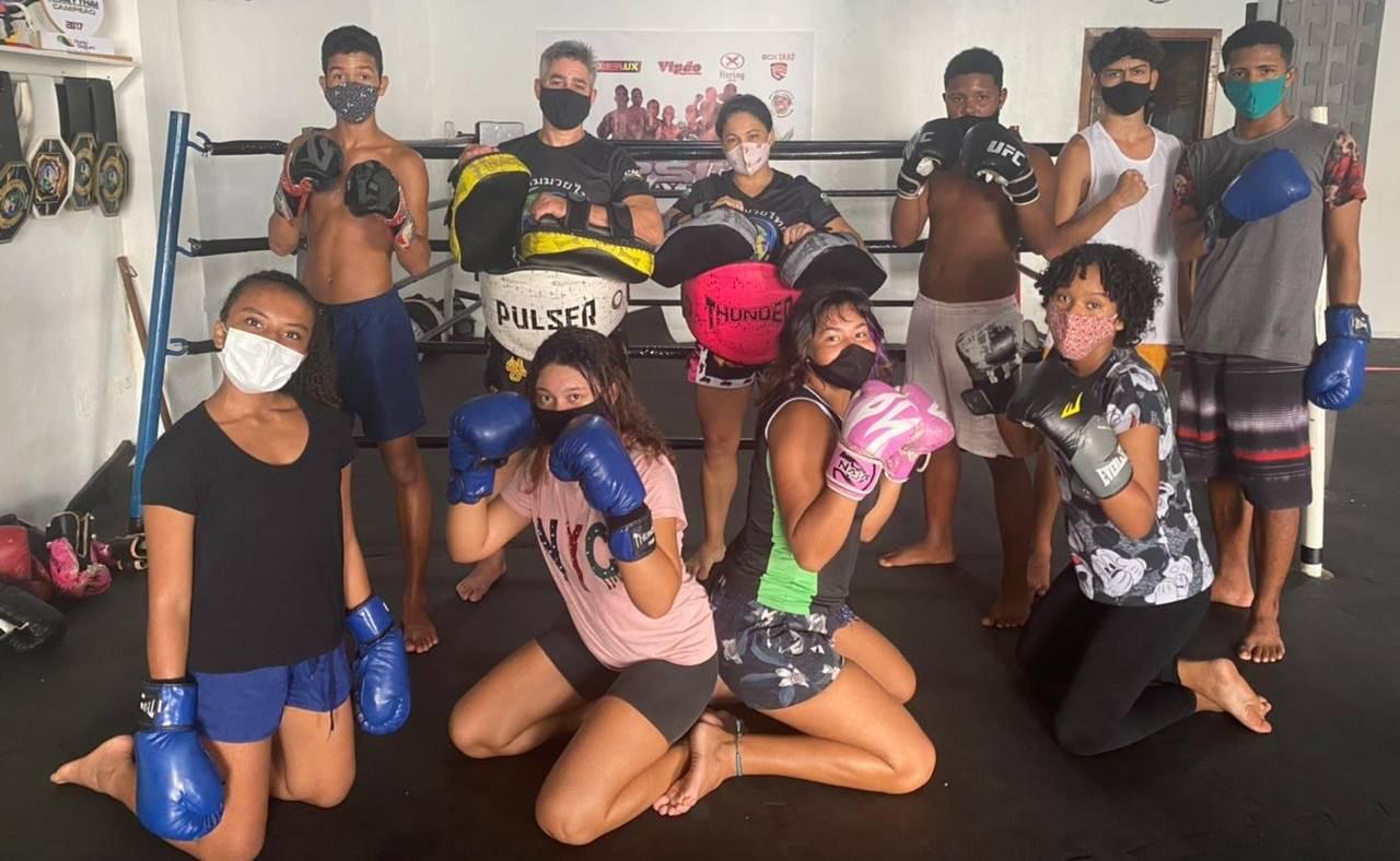 Porto Seguro: Prefeitura firma parceria com projeto social de Muay Thai 18