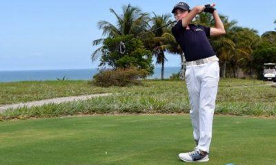 Jovem golfista brasileiro Tomás Afonso Ribeiro jogando agora nos Estados Unidos 42