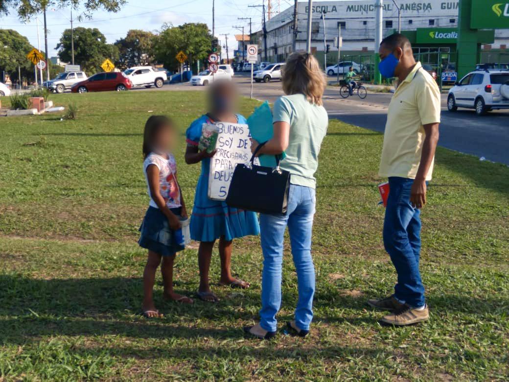 Equipe do Serviço Especializado em Abordagem Social intensifica a atuação em Eunápolis 21