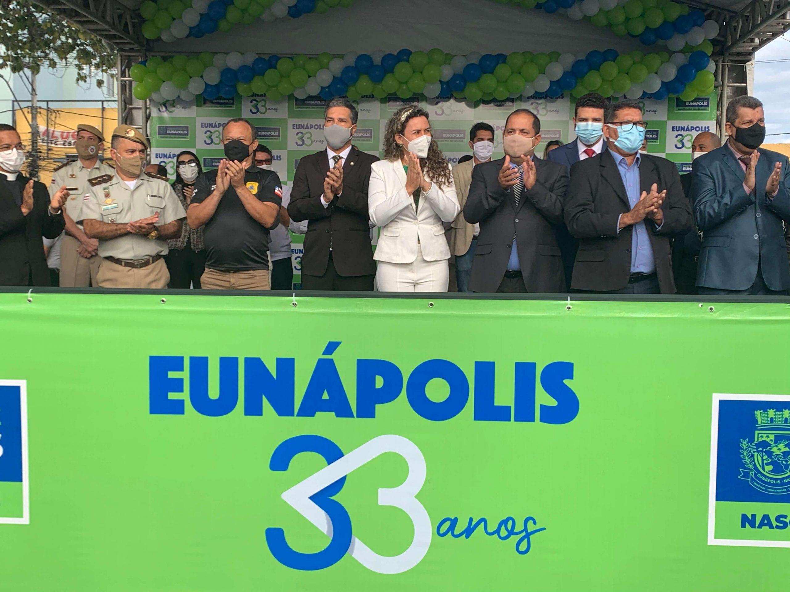 Eunápolis celebra 33 anos de emancipação político-administrativa 23