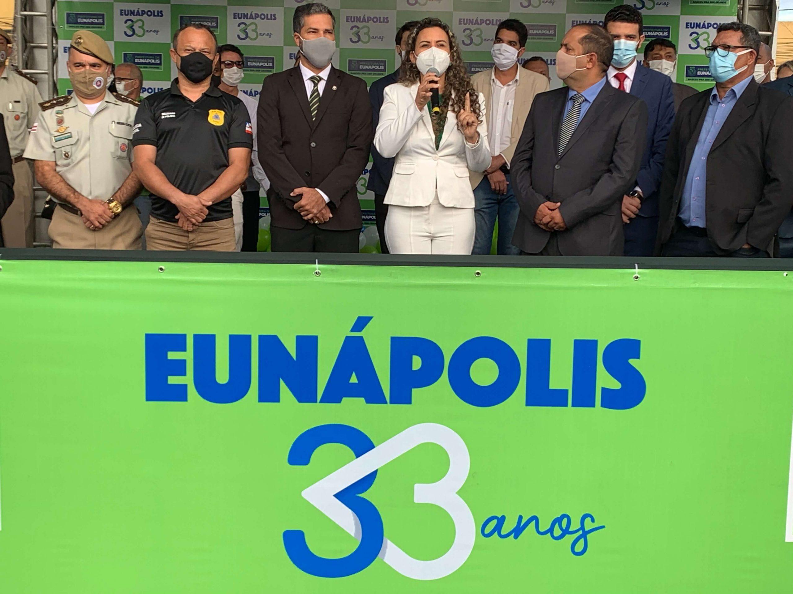 Eunápolis celebra 33 anos de emancipação político-administrativa 24