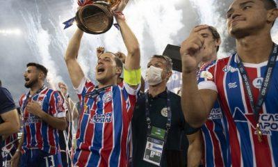 No Castelão, Bahia desbanca o Ceará e fica com o título da Copa do Nordeste de 2021 40