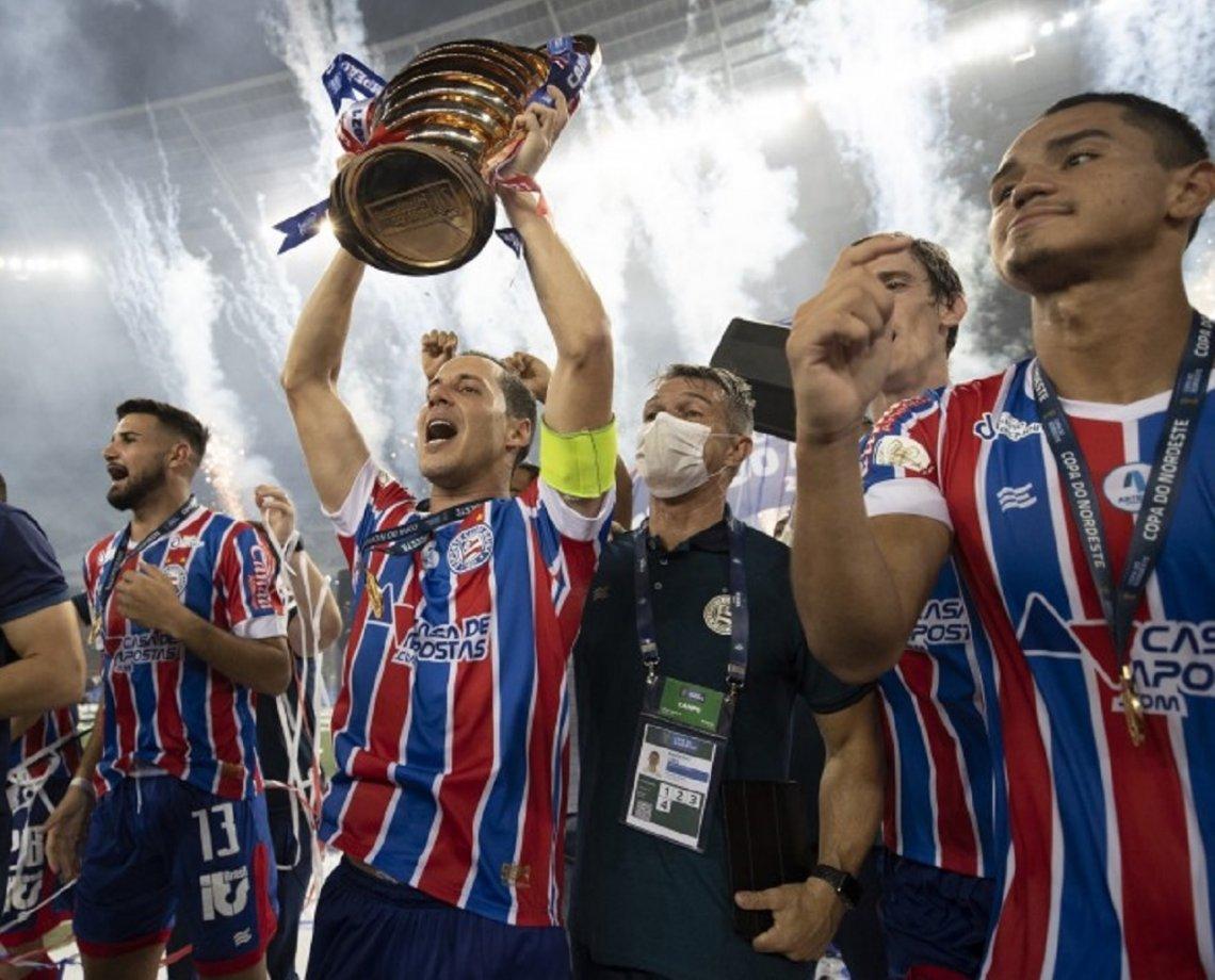 No Castelão, Bahia desbanca o Ceará e fica com o título da Copa do Nordeste de 2021 16